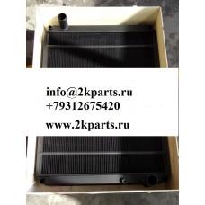 радиатор cat 966k 972k 980h 4175127/417-5127