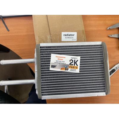 Радиатор отопителя DOOSAN DX420LCA k1002214