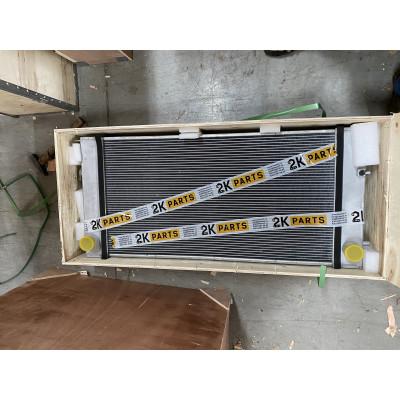 Радиатор case cx240 LN001790