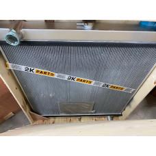 4483290 радиатор hitachi zx180w
