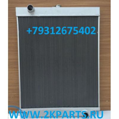 HITACHI радиатор  4421864 / 4448372