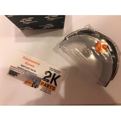 EA2995787 комплект коренных вкладышей на 1 шейку