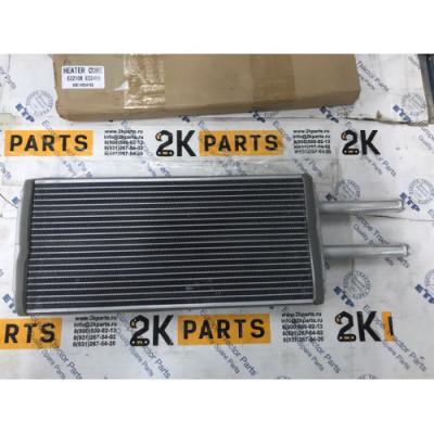 Радиатор отопителя 14532727