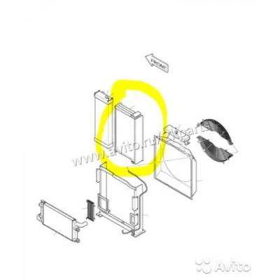 K9001935 радиатор масляный doosan 420
