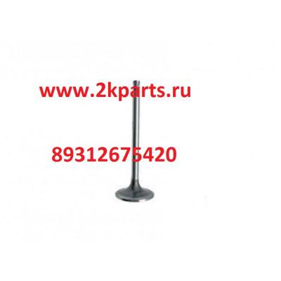клапан впускной xkde-00724 hyundai
