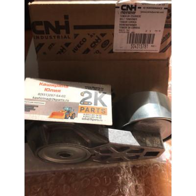 EA504315781/504315781 ролик натяжителя komatsu WB