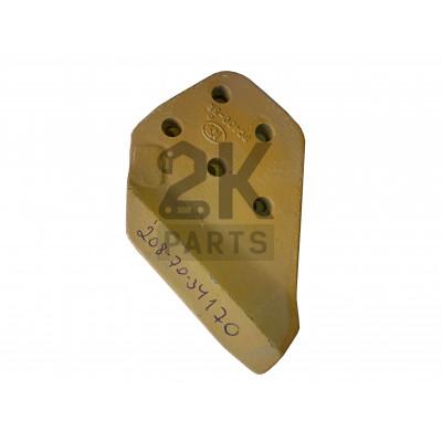 Бокорез правый  Komatsu PC400-5/208-70-34170