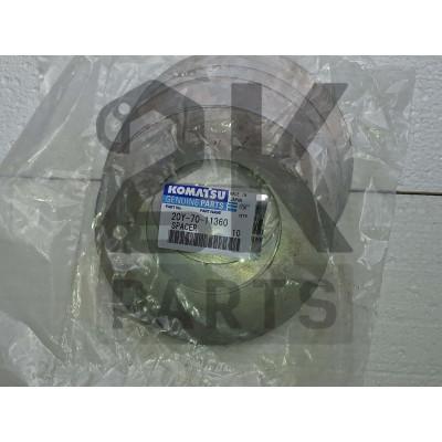 Уплотнитель 0.8MM KOMATSU PC200LC-6/20Y-70-11360