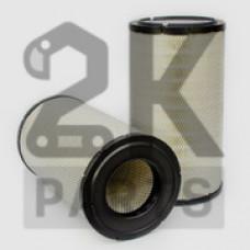 Фильтр воздушный внешний 4459549/P777279/P537876/LF/LAF8669