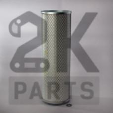 Фильтр воздушный внутренний Komatsu РС300-6/600-181-8370/P124046/BF/PA2621